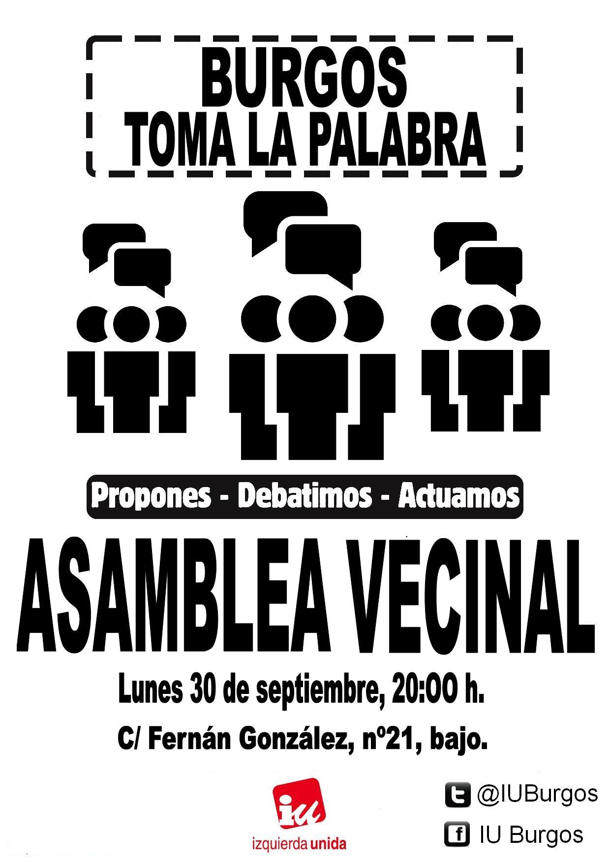 Asamblea 30 de septiembre
