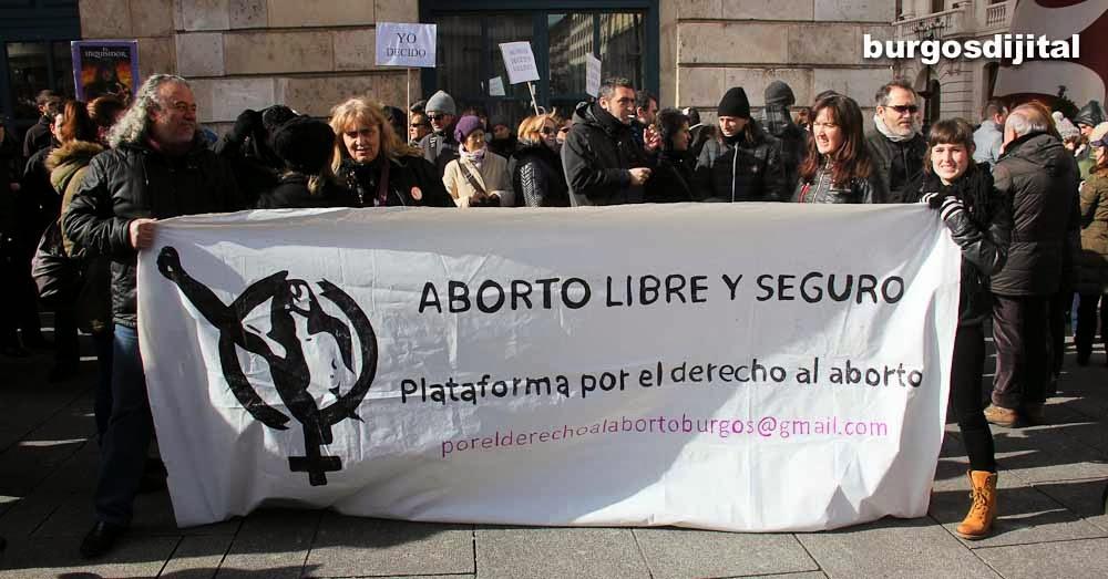Photo of El PP de Burgos apoya la reforma de Gallardón contra el decrecho a decidir mujeres.