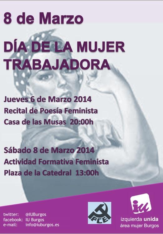 Photo of Insumision feminista. Acciones y comunicado ante el 8 de marzo.