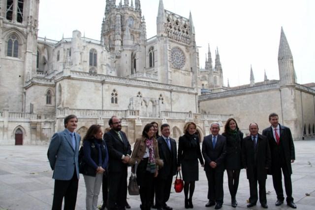 Esperanza-Aguirre-en-Burgos