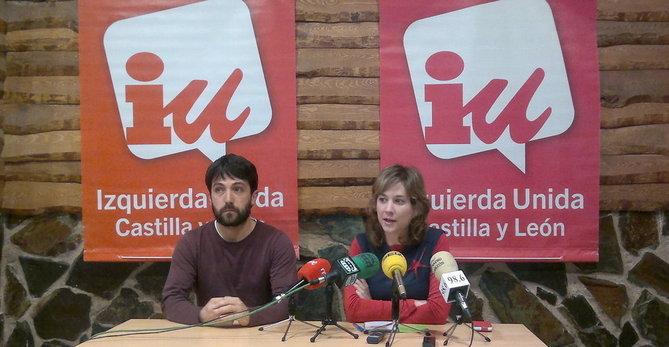 Photo of Marina Albiol, candidata de IU a las europeas, propone en Burgos recuperar la AP-1 y declarar la guerra a la Troika.