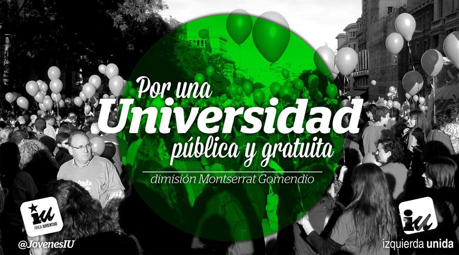 Photo of IU pide la dimisión de la Secretaria de Estado de Educación