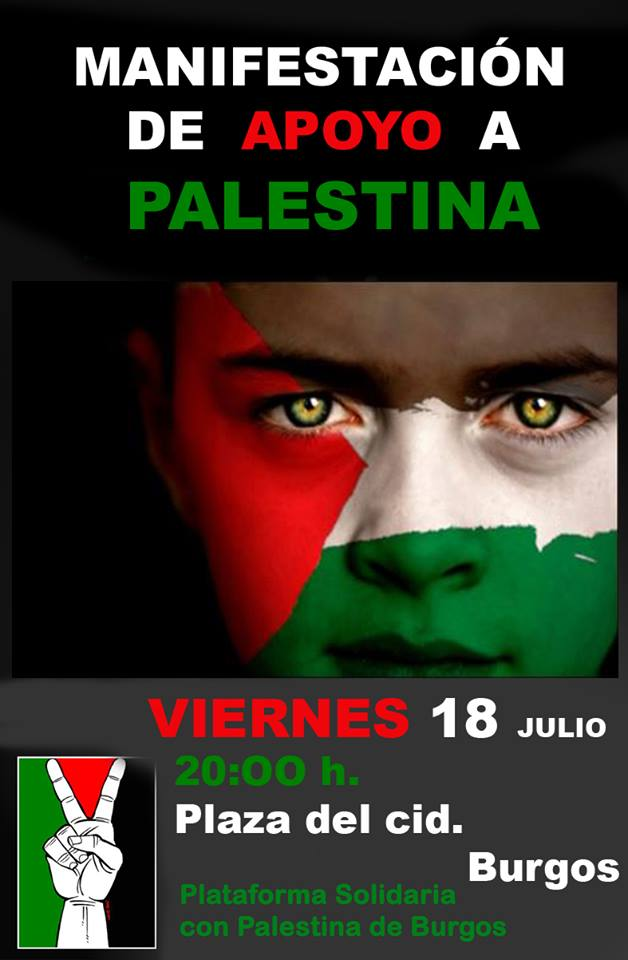 Photo of Nueva convocatoria en solidaridad con Palestina