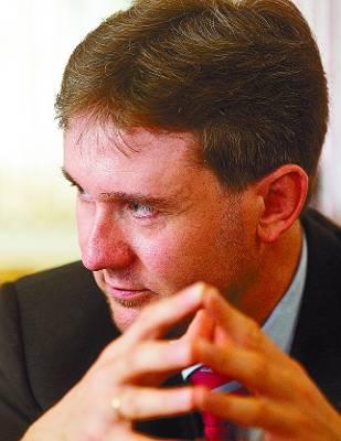 Francisco Javier Lacalle, alcalde de Burgos