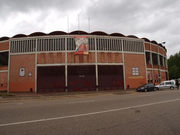 Photo of Para IU continuar con la chapuza de la obra de la Plaza de Toros pone en riesgo al Ayuntamiento.