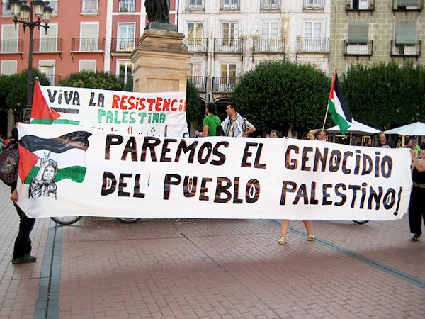 Photo of Crónica de la bicicletada en apoyo a Palestina