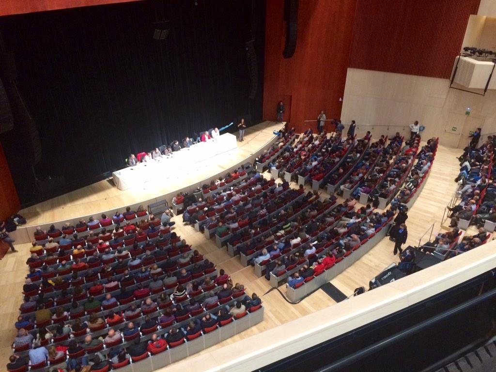 Photo of #AsambleaCampofrio un ejemplo de unidad y esperanza.