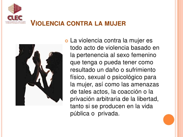 Photo of Noviembre sin violencia: La violencia simbólica (I)