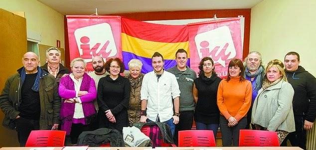 Photo of Jorge García elegido Coordinador Provincial de Burgos