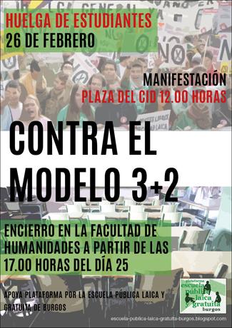 """Photo of Izquierda Unida muestra su """"total apoyo"""" a las movilizaciones y huelga estudiantil 26F"""