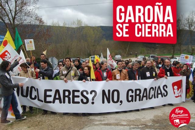 Photo of Declaración por la no reapertura de la Central nuclear de Garoña