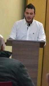 Coordinador Provincial IU Burgos