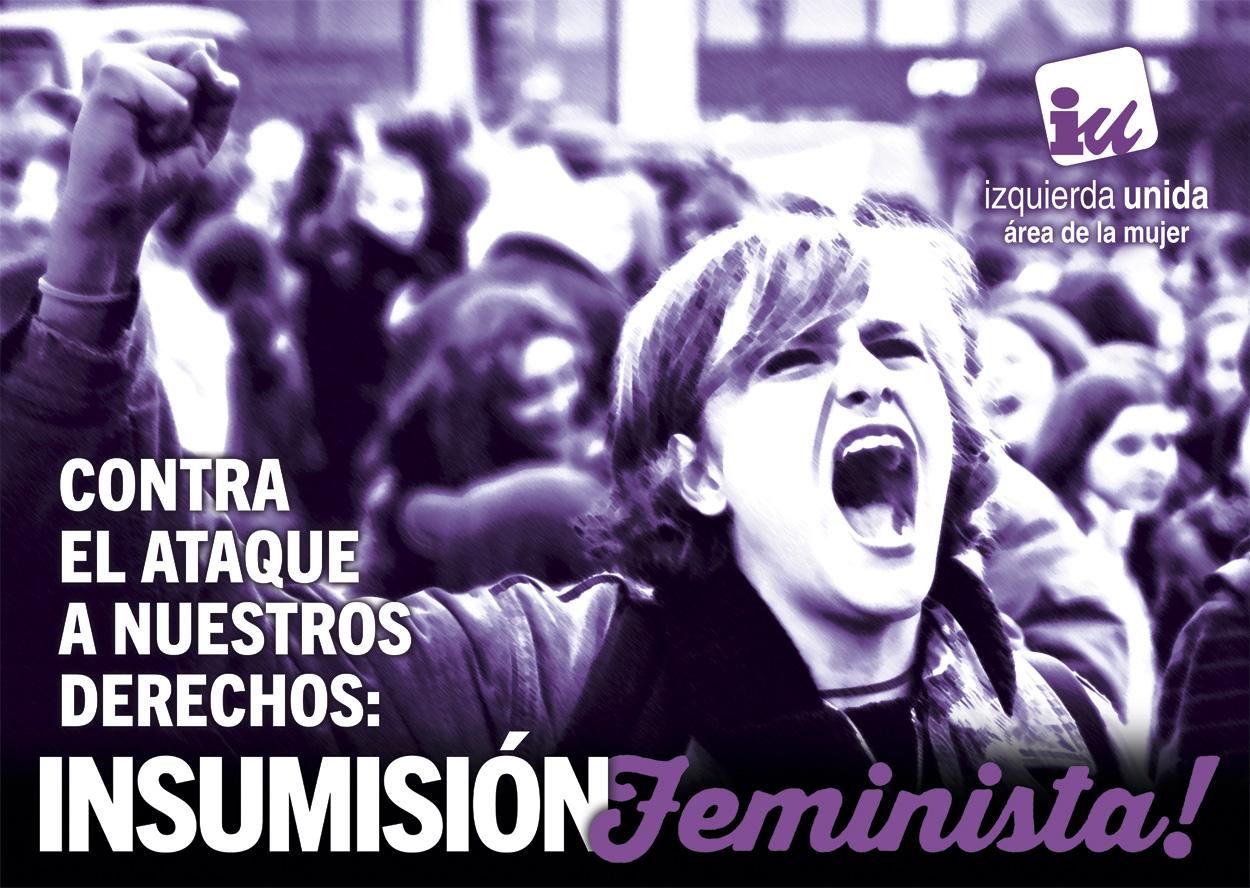 Photo of «Por nuestros derechos fundamentales. El feminismo, imprescindible»