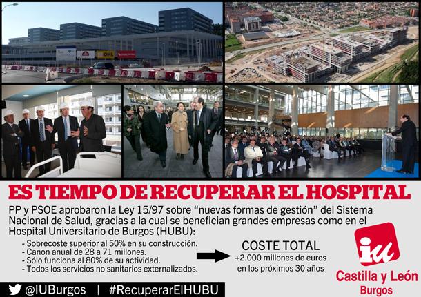 #EsTiempodeRecuperarElHUBU