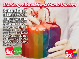 Photo of #MiSangreEslaMismaQuelaVuestra sábado 16