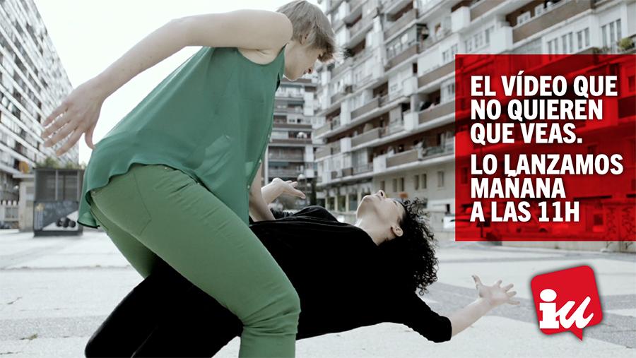 Photo of «Con la razón y con el corazón» Spot de IU Municipales y Autonómicas 2015 #EsTiempoDeIzquierda
