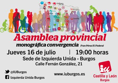 Photo of Asamblea Provincial 16 de Julio