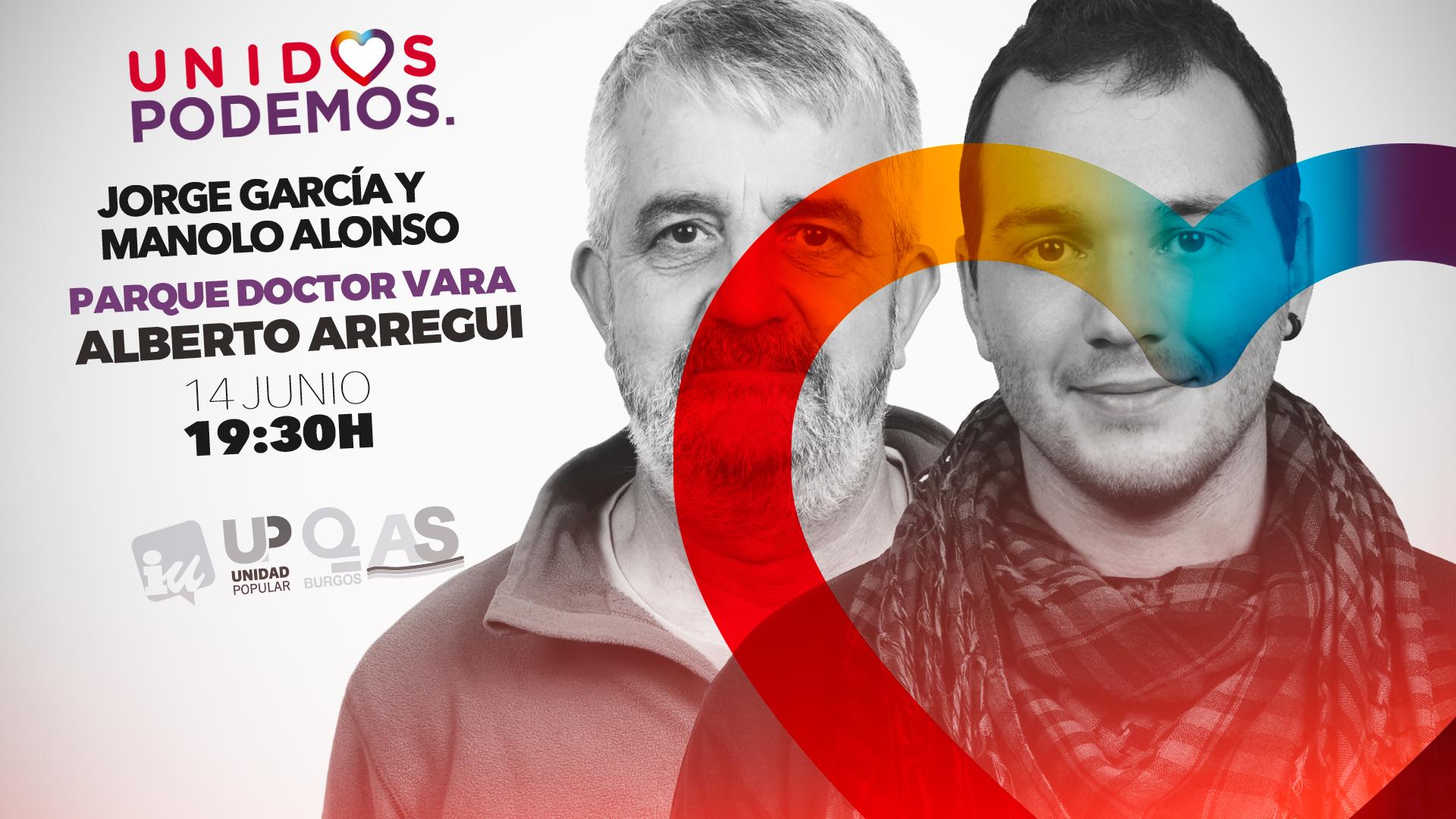 Photo of IU da a conocer a sus candidatos y candidatas a las listas de Unidos Podemos de Castilla y León
