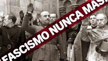 fascismo nunca mas
