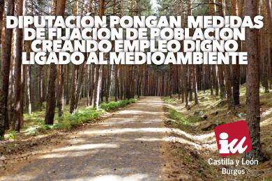 Photo of Contra la despoblación, por el medio ambiente y por un trabajo digno