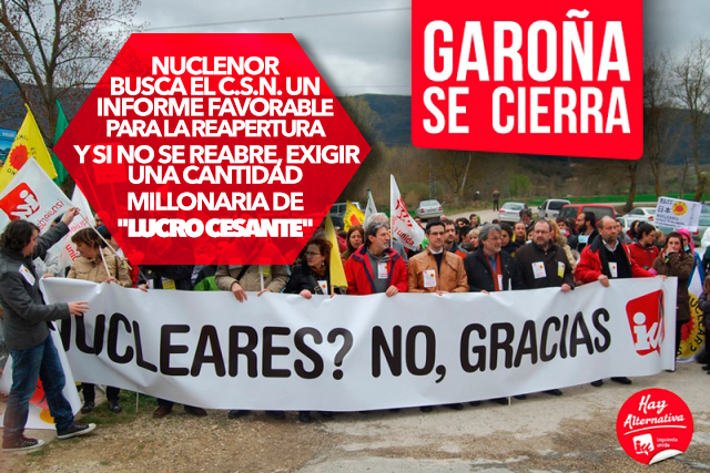 Photo of GAROÑA Y LA ENERGÍA NUCLEAR
