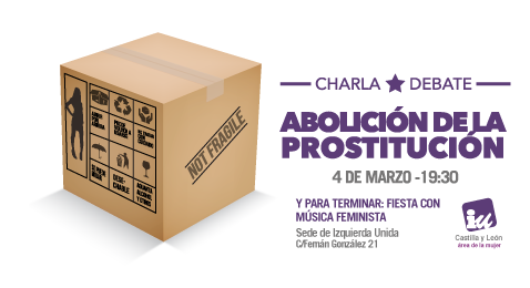 Photo of Charla debate sobre la Abolición de la Prostitución