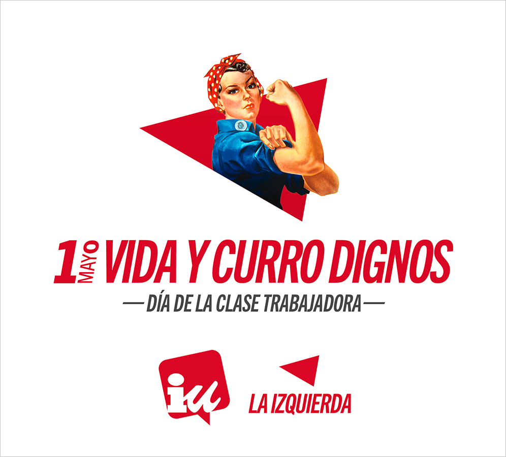 Photo of 1º DE MAYO: VIDA Y CURRO DIGNOS