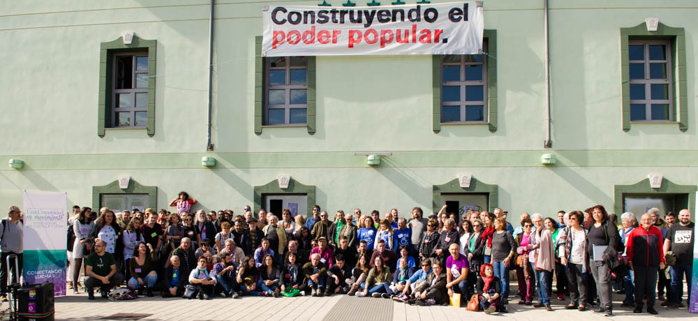 "Photo of ""Una Comunidad en Movimiento"", Foro Social de Castilla y León"