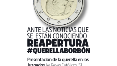 Photo of #QuerellaBorbón