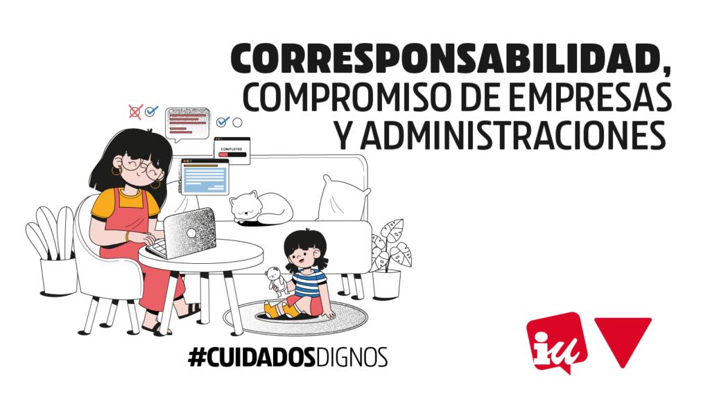 Corresponsabilidad, compromiso de empresas y administraciones